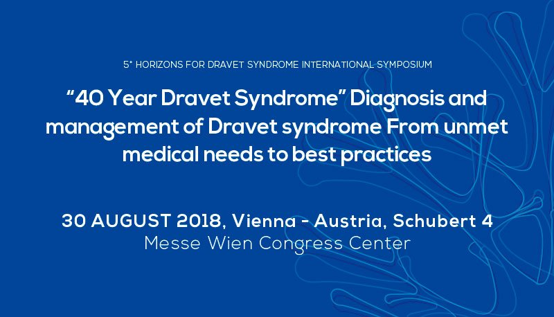 Horizons for Dravet Syndrome 2018 • 5th edition