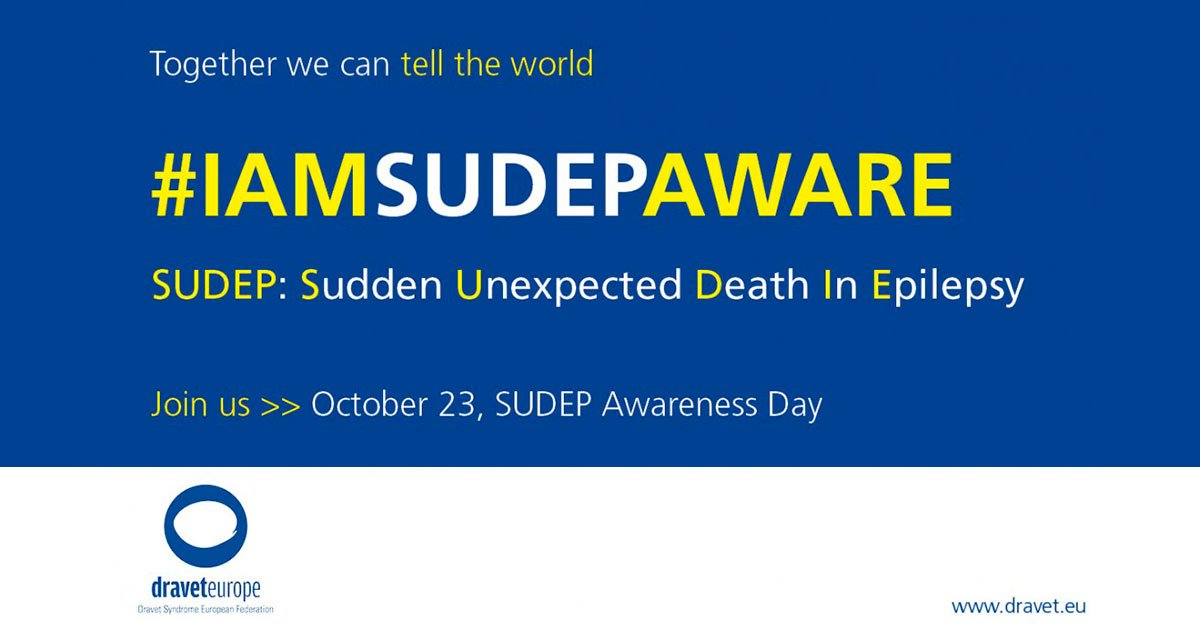 SUDEP AWARENESS DAY DSEF