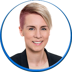Jennie Bergman: Deputy Chairperson Dravet Europe