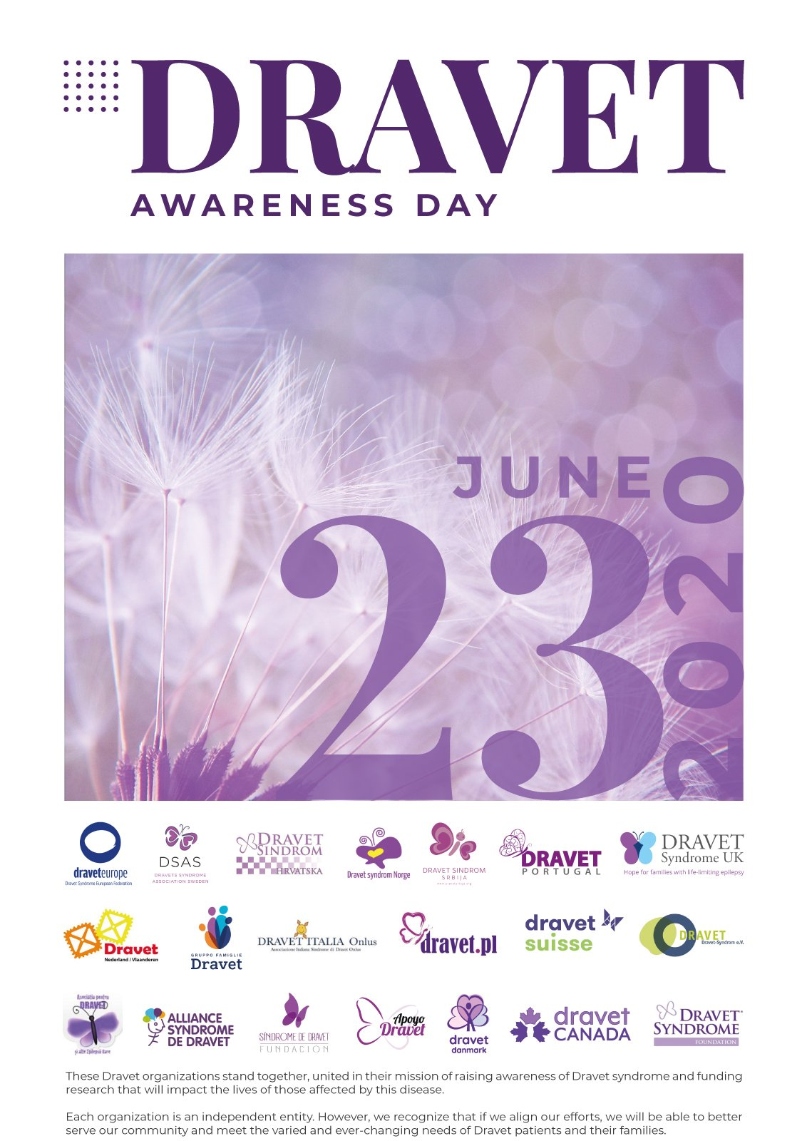 Dravet Awareness Day